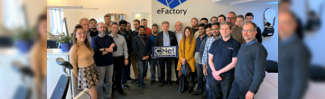 eFactory team meet